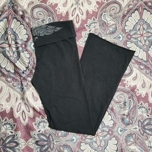 Victoria Secret Boot Yoga Pants
